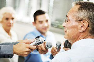 Media Training & Coaching for interviews