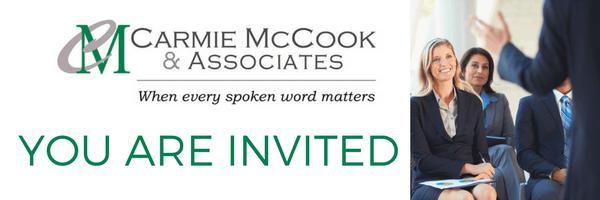 Open Class - Carmie McCook