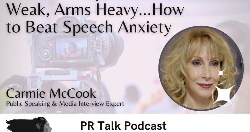Carmie McCook Podcast Guest