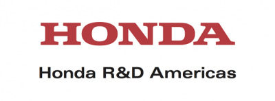 Logo of the Honda company